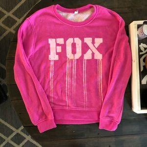 NWOT Fox Sweater